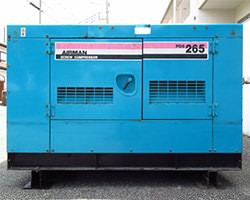北越工業 AIRMAN エアマン PDS265S コンプレッサー