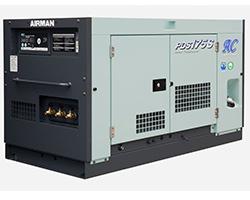 エンジンコンプレッサー PDS175S