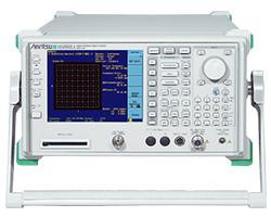 アンリツ ディジタル移動無線送信機テスタ MS8609A