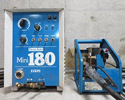ダイヘン ダイナオート Mini 180 半自動溶接機