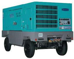 デンヨー エンジンコンプレッサー DIS-685ESS