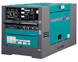 デンヨー エンジン発電機 兼 溶接機 DLW-400ESW