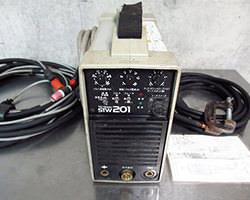 新ダイワ TIG溶接機 STW201