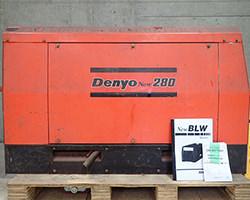デンヨー BLW-280SS2 発電溶接機