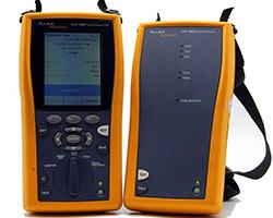 FLUKE DTX ケーブルアナライザー DTX-1800