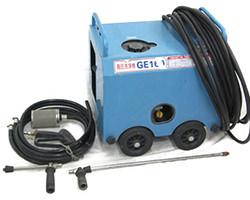 フルテック 簡易防音型 エンジン高圧洗浄機 GE160