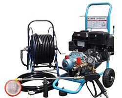 フルテック 高圧洗浄機 JX1513G フルセット