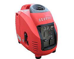 フルテック インバーター発電機 GG3500