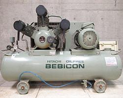 日立産機システム 5.5kw 7.5馬力 ベビコン
