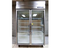 ホシザキ リーチイン冷蔵ショーケース FS-120S3