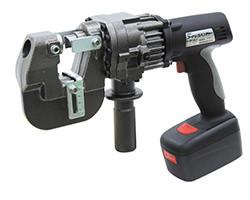 育良精機 充電式パンチャー IS-MP18LE
