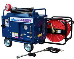 スーパー工業 高圧洗浄機 フルセット JC-1513DPN