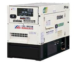 新ダイワ ディーゼル発電機 DGM600MK-P