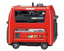 新ダイワ 発電機兼用溶接機 EGW185M