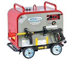 スーパー工業 防音型 高圧洗浄機 SEV-3010SS