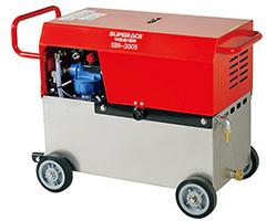 スーパー工業 モーター式高圧洗浄機 SBR-3005