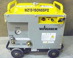 ワグナー 防音型 高圧洗浄機 WZ13-150NSSP2