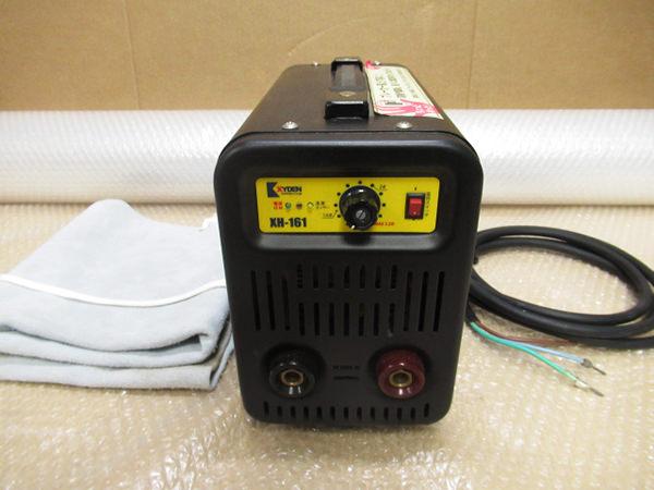 キシデン インバータ発電機 XH-161 200V