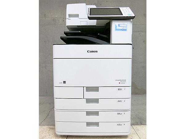 キャノン IR-ADVC5535F 4段カセット オフィス向け複合機