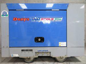 デンヨー DAT-300LS 防音型エンジンTIG溶接機