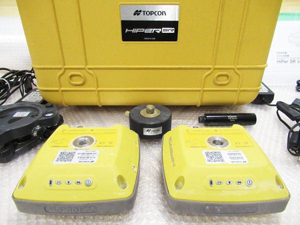 トプコン 2周波GNSS受信機 HiPer SR