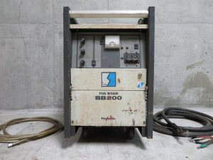 パナソニック 松下電器 インバータ制御直流TIG溶接機 TIG STAR BB200 YC-200BB1