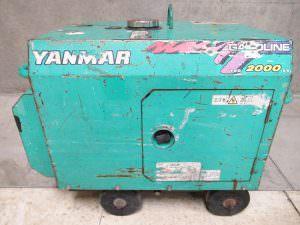 空冷式ディーゼル発電機 ヤンマー YDG600VST-5E