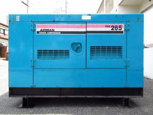 エアマン 北越工業 コンプレッサー PDS265S