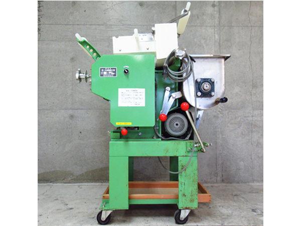 大成機械 製麺機 タイセー No.2型 100V仕様  24角刃付き 2015年製