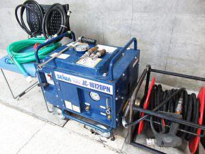 セイワ ジェットクリーン 防音型 高圧洗浄機 JC-1612DPN