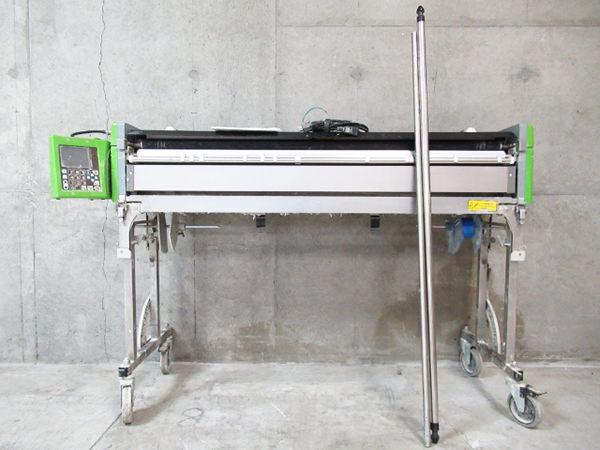 極東産業 Prime RevoUP プライム・レボアップ 自動壁紙糊付機