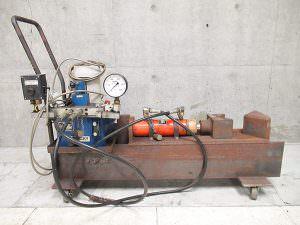 Rix リックス 油圧シリンダ CW-2015B / 油圧ポンプユニット RM-C4F  ROCKY ロッキー