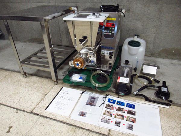 FUJISEIKI 不二精機 小型パスタ機2 MPC-2500