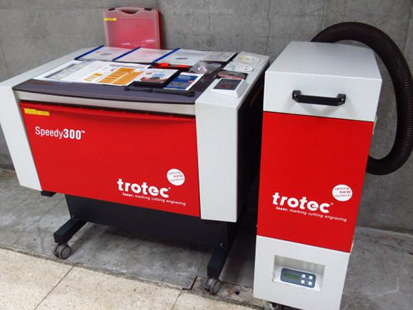 trotec トロテック レーザー加工機 Speedy300