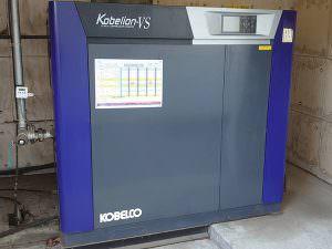 コベルコ コンプレッサー VS660AD