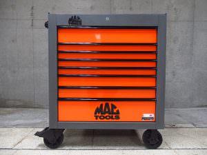 MAC TOOLS マックツール TECH MB8800 工具箱
