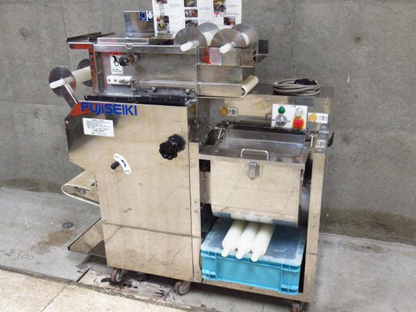 不二精機 小型ロール製麺機 RMS