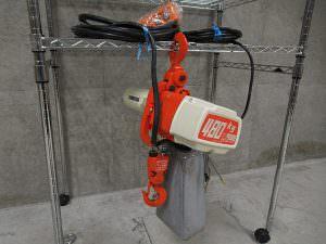 キトー 電動チェーンブロック キトーセレクトED形 ED48ST 電動ウインチ